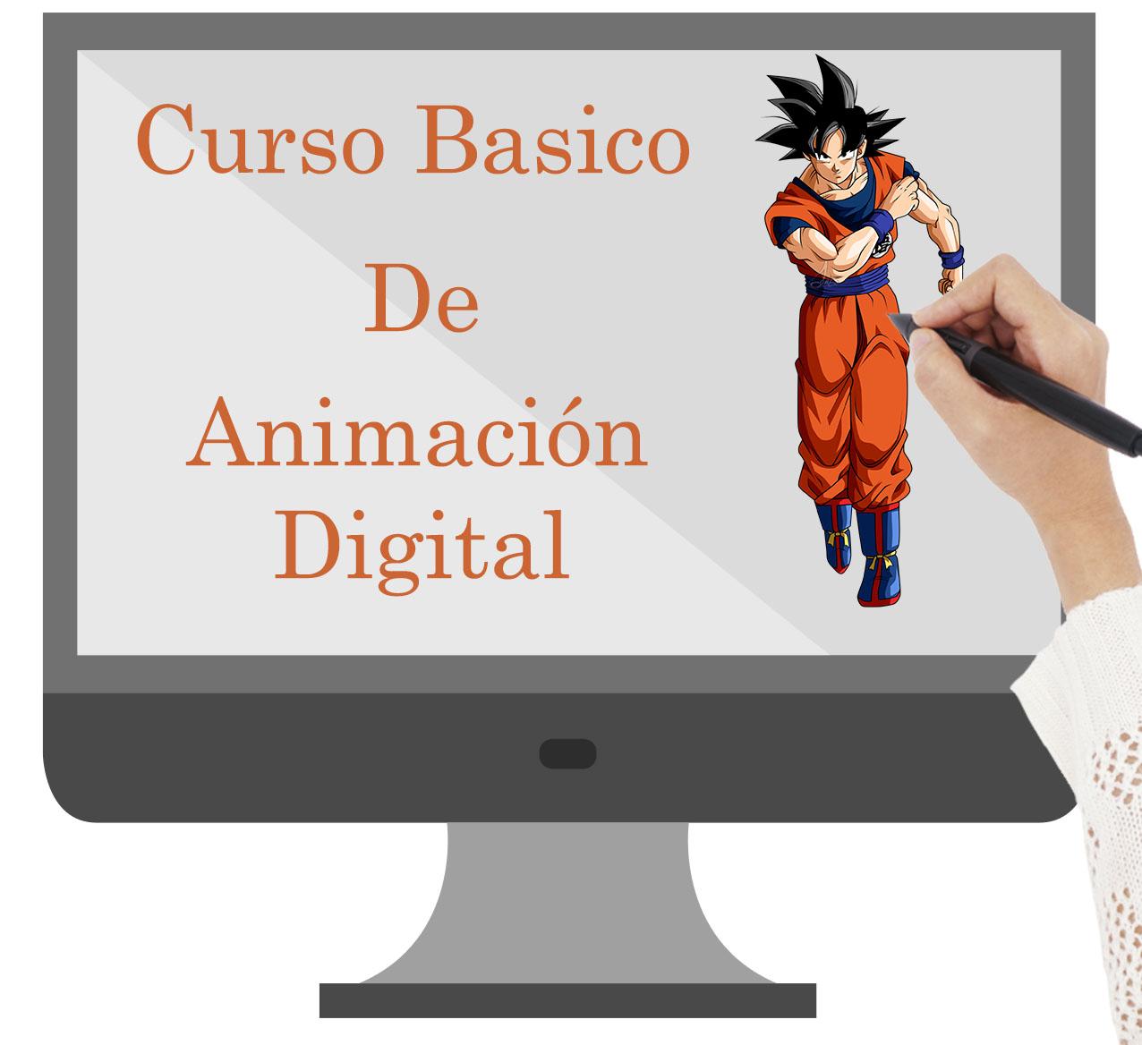 Curso Básico De Animación Digital