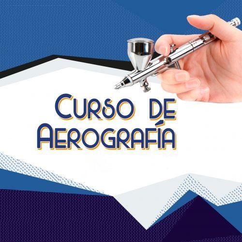 Curso de aerografía