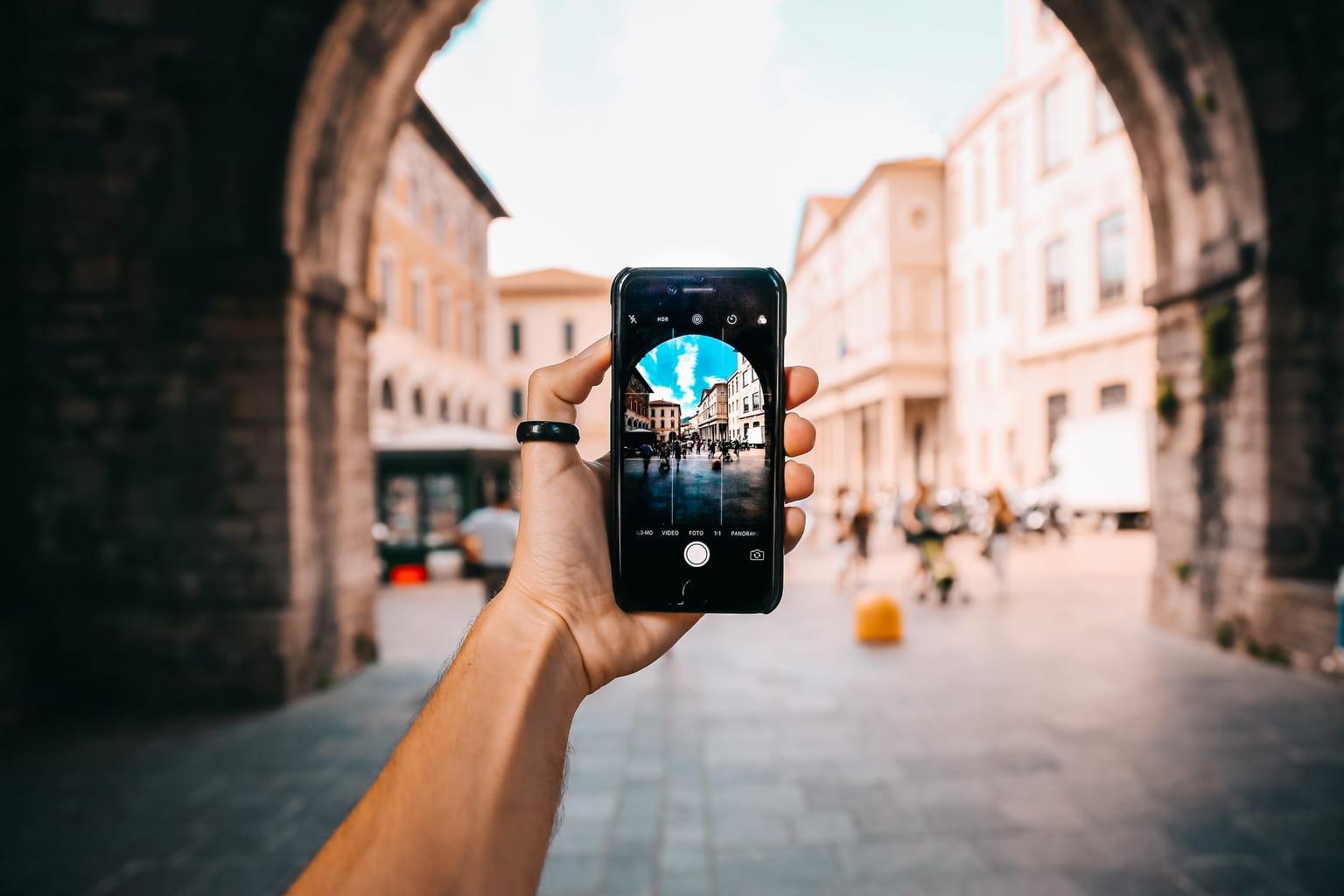 curso de fotografia con celular