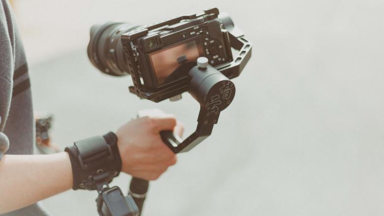 Imagen de cámara de Video