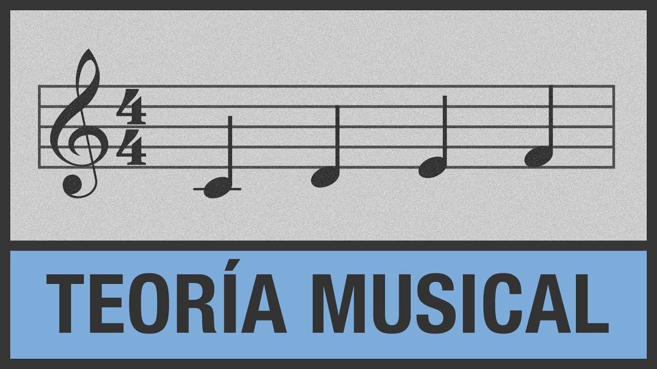 Imagen de teoría musical